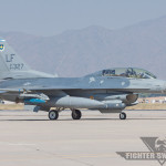 Back in the Fight: USAF F-16Ds Return to Service