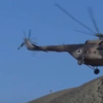 Watch: Helicopter Crash Kills Afghan General