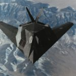 Watch: A Rare Sight! 25 F-117 Stealth Fighters Flyby!
