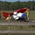Embry-Riddle Aeronautical University Aircraft Crashes in Daytona Beach, Florida