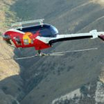 Watch: Chuck Aaron and the Red Bull Aerobatic Helicopter! Amazing!