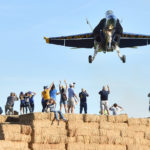 Picture of the Day: US Navy Blue Angels Wows the Crowd