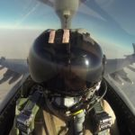 Watch: An F-16 Pilot's first combat flight in Afghanistan