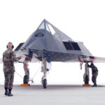 If the F-117 has been retired, how do people keep spotting them in the skies? 'Flyable Storage'